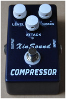 Vintage Som CS-50 Dyna Compressor Sustainer Ataque Punchy Quality Build True Bypass por XinSound