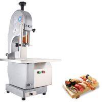 Beijamei Kithchen équipement commercial scie à os machine de poisson congelé coupe osseuse électrique scie / viande coupe osseuse a vu