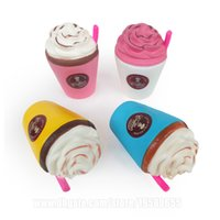 Cup Icecream Squishies Straw Tall Slow Rising Squishy C I Ph...