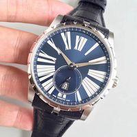 fbf2c987751 42mm automático RD830 homens relógio de pulso de cristal de safira à prova  d  água