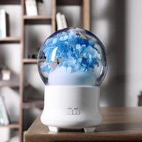 New Eternal Flower Aroma Humidifier DC 12V Essential Oil Dif...