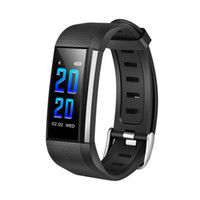 M200 Smart Band Wistband heart rate monitor Blood Pressure O...