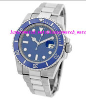 Роскошные наручные часы водостойкие 116610 керамическая рамка стали часы MINT автоматические мужские часы мужские часы высшего качества