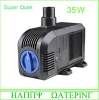 High Efficiency 35W Small Submersible Pond Water Pump 220V f...