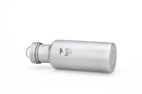 Keith Ti Titanium Tool botella de deportes al aire libre puro titanio salud taza de agua olla de titanio portátil olla de montañismo Ultralight 96g solamente