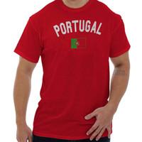 40d75e5aeb Detalhes zu Portugal Bandeira Da Copa do Mundo de Futebol Bandeira Nacional  Portuguesa Orgulho T-