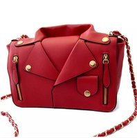 Designer Handbags High Quality Women PU Leather Jacket Bags ...