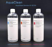 Aqua Soyulma Çözümü / Aqua Peel Konsantre Çözelti 400ml Şişe Başına Aqua Yüz Serum Hydra Yüz Serumu için Normal Cilt