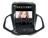 Quad-Kern Android 9.7 Zinch Vertikal Tesla-Bildschirm Auto Multimedia GPS Radio Stereo Audio 4G für Ford Ecosport 2013-2017