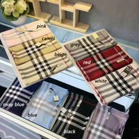 Scarf Women Men Brand Design Large long Scarves Autumn Soft ...