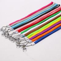 Cigarrillos electrónicos EGO Lanyards con anillo de silicona E-cigarettes Collar colorido Fit Evod ego ce4 ce5 Vivi Nova Protank E cigares Rope