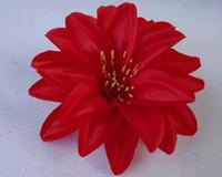 Simulación de flor y simulación de flores artificiales Crisantemo pequeña flor de loto de loto L288