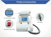 Newest 2000MJ Touch screen Q switched nd yag laser beauty ma...