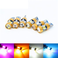 Bright T10 19SMD 3030 LED W5W 194 168 2825 bulb Side Marker ...