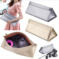 5 Colors Waterproof Magnetic Clasp Hair Dryer Storage Bag Hi...
