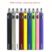 EVOD Battery for Electronic Cigarette 650mah 900mah 1100mah ...