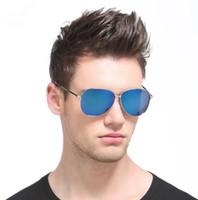 Män Eyewear Drive Googles Mäns Nya Polariserade Solglasögon Klassisk Groda Spegel 8009 Solglasögon Körglasögon A363