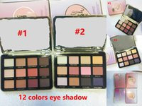 Just peachy mattes and White Peach 12 colors eye shadow pale...
