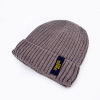 e6fbd0dd7a9 New York knitted Warm Hiphop Beanie Skullies Winter Fashion Hats for Men  Women NY Baseball Cap