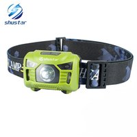 Shustar Body Motion Sensor Headlamp Induction USB Rechargeab...