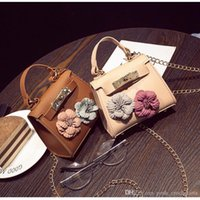 Cute Children' s Handbags Designer Brand PU Leather Girl...