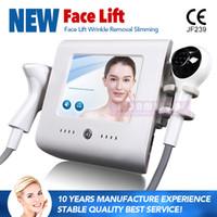 2 em 1 corpo que dá forma à pele que aperta o vácuo que flutua Thermolift RF para o equipamento da beleza do levantamento de cara
