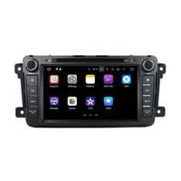 """2 din 7 """"Android 7.1 Voiture Radio GPS Multimédia Tête Unité Voiture DVD pour Mazda CX-9 CX 9 Avec 2 GB RAM Bluetooth 4G WIFI Miroir-lien"""