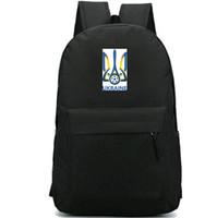 اوكرانيا على ظهره أوكرانيا الاتحاد حزمة يوما وطنيا للpacksack فريق الحقيبة المدرسية لكرة القدم لكرة القدم حقيبة الرياضة المدرسية Daypack حقيبة في الهواء الطلق