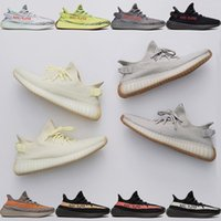 2018 Butter Sesame Boost 350 Shoes Blue Tint Blue Beluga 2. 0...