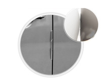 4pcs avant + arrière Porte latérale Pare-chocs du corps Anti-rayures barre stabilisatrice Frotter bande adhésive POUR TOUS VOITURE