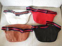 GUCCI Caliente 2018 famoso diseñador cintura bolsas graffiti letra firma fanny bolsas mujer y hombre moda cruz bolsa bolsa dinero bolsas de hombro
