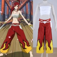 JP Anime Fairy Tail Cosplay Costume Halloween Dress Adults H...