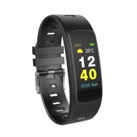 i6HR C 0. 96inch IPS Heart Rate Monitor Pedometer Sport Mode ...