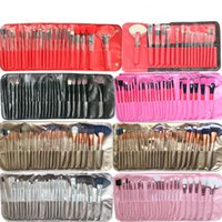 24pcs Professional Makeup Brushes Set Kit with Bag Foundatio...