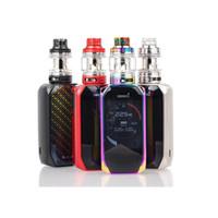 Smoant Naboo Kit с 4-литровым резервуаром 225 Вт Naboo MOD Чипсет Ant225 2,4-дюймовый цветной экран с сенсорной кнопкой Сетчатые катушки 100% оригинал
