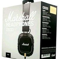 Marshall Major II 2.0 Bluetooth Беспроводные наушники в черный DJ Studio наушники глубокий бас шумоизоляции гарнитура для iPhone Samsung 10 шт.