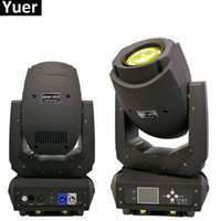 2Pcs / Lotto 200 W LED Moving Head Light Beam Spot Wash 3IN1 Light Luci da discoteca professionale DJ Stage Lighting Night