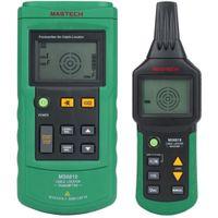 Freeshipping Gelişmiş Tel Test Tracker Çok fonksiyonlu Kablo Dedektörü 12 ~ 400 V Boru Bulucu Metre ile Aydınlatmalı