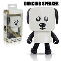 Mini Wireless Bluetooth Speaker Smart Dancing Portable Dance...