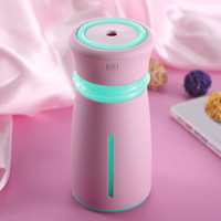 New dazzle color humidifier multi- functional small fan atomi...