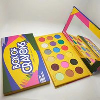 New Arrival Hot Beauty Box of caryons Eye Shadow Palette 18c...
