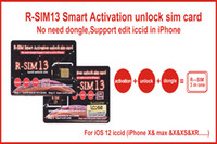 Newest RSIM13 Smart Activation unlock rsim card for iPhone x...