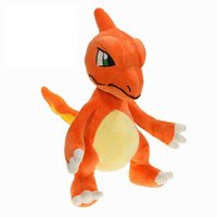 "Hot Sale 11. 8"" 30cm Charmeleon Pikachu Plush Stuffed Do..."