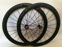 Factory wholesale High Quality Chinese Carbon Wheels 50mm Cl...