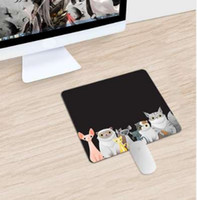 Lovely Cartoons Pattern Gaming Mouse Pad Gamer Mouse Mat Rub...