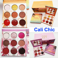 Beauty Creations Cali Eye shadow Summer 9 Colors Eyeshadow C...