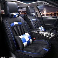 Universal Fit Car Interior Accessories Seat Covers For Sedan...