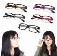 패션 독서 안경 +1.0 +1.5 +2.0 +2.5 +3.0 +3.5 +4.0 디옵터 안티 - 드릴을 펼친 안경