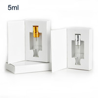 100pcs Lot 5ML 10ML Glass Perfume Bottle Atomizer Cosmetic C...