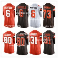 baker mayfield jersey fake
